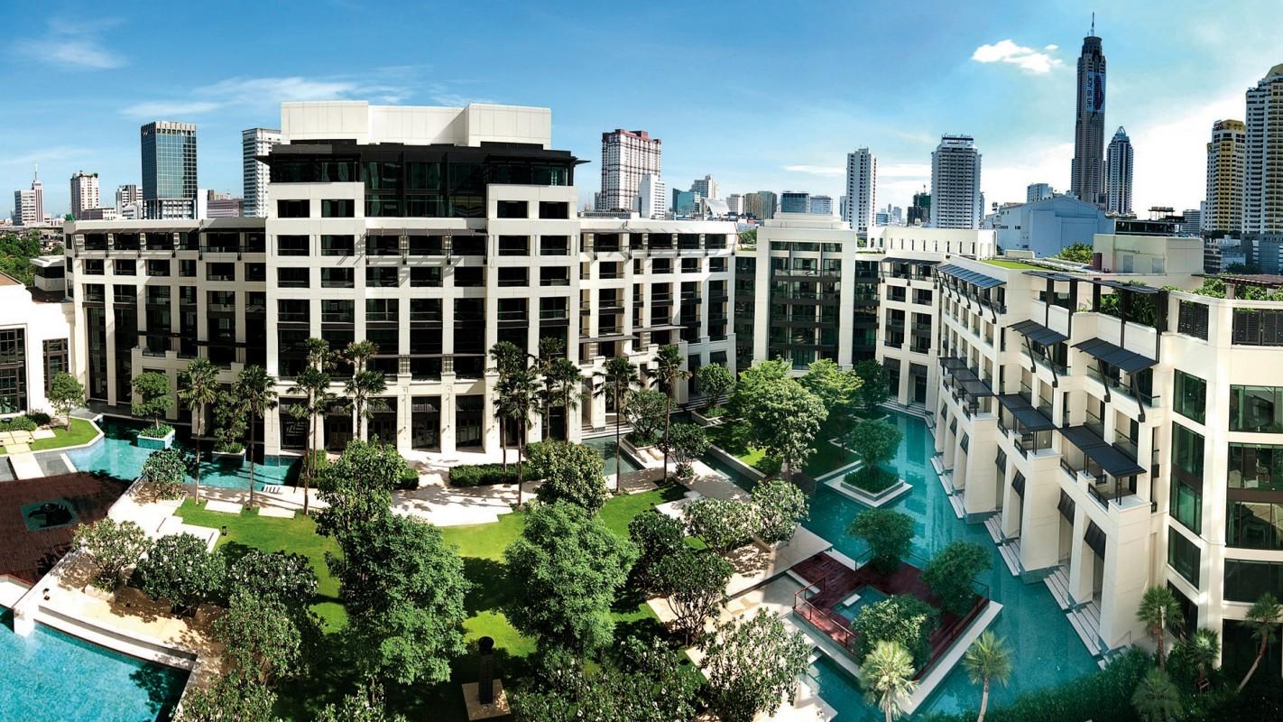 Five Star Hotels In Bangkok