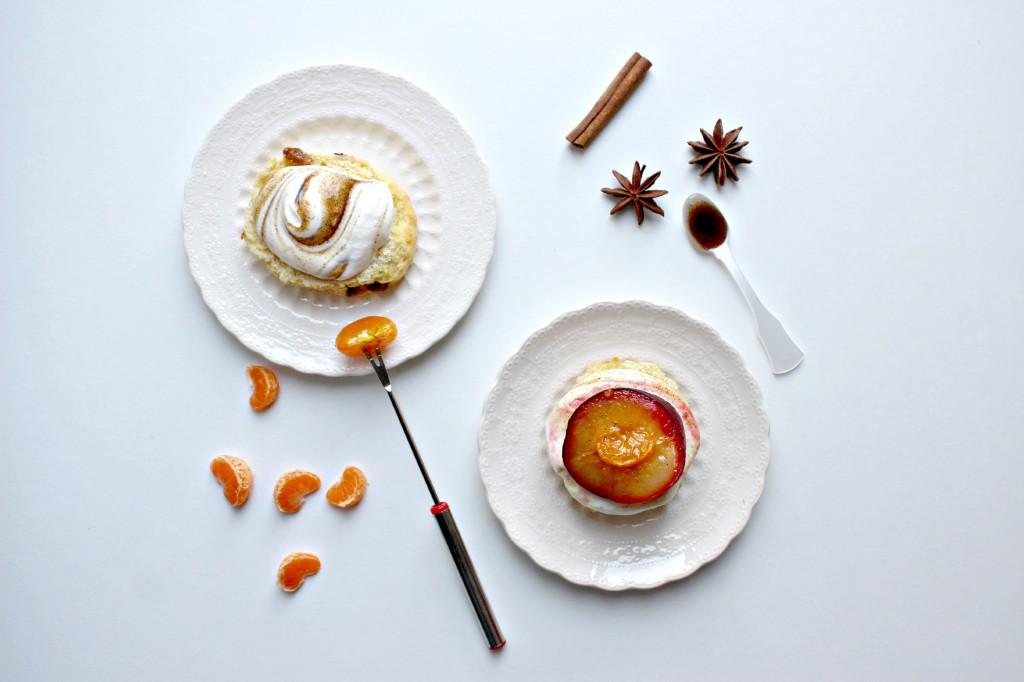 Tea Time in Wonderland Winter Scones Recipe Image 1