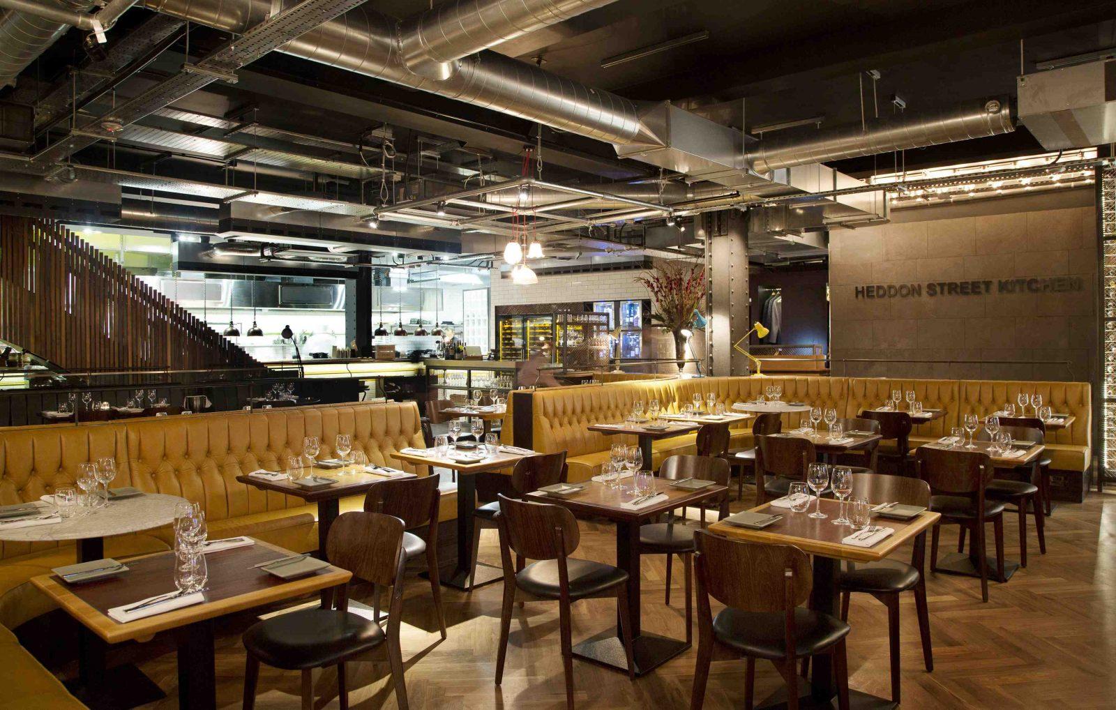 Heddon Street Kitchen Gordon Ramsay Ideal Magazine