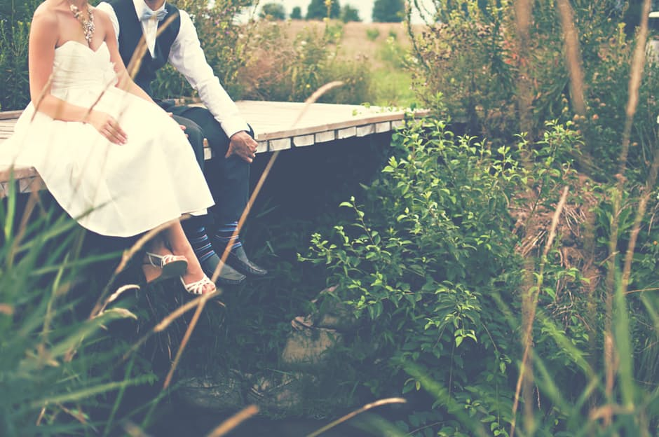 country chic wedding 2