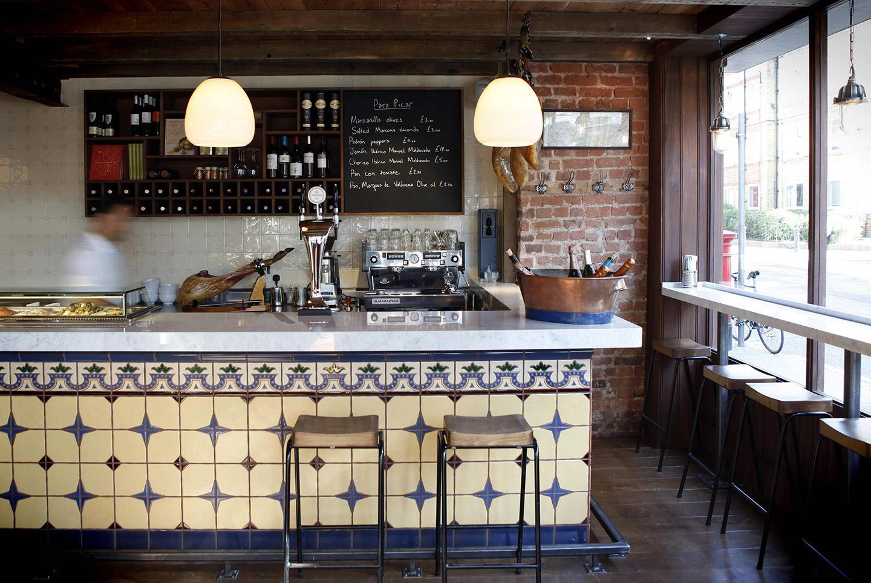 Bermondsey Street Restaurants