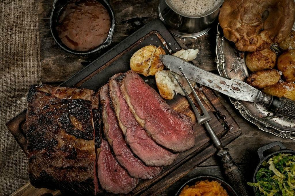 RESTAURANT REVIEW OF BLACKHOUSE: THE GRILL ON THE MARKET