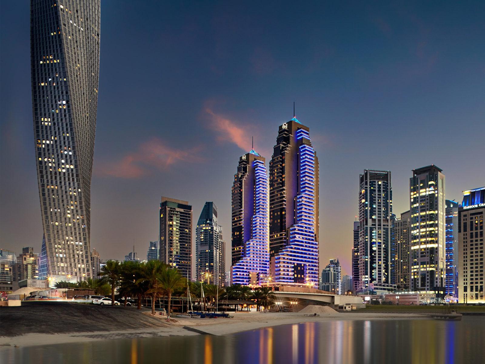 Grosvenor House Hotel Dubai Marina