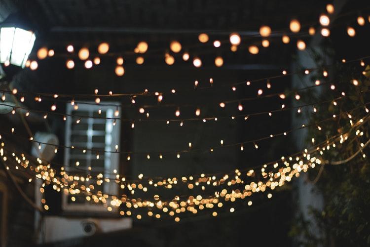 Fairy Lights Ideal Magazine