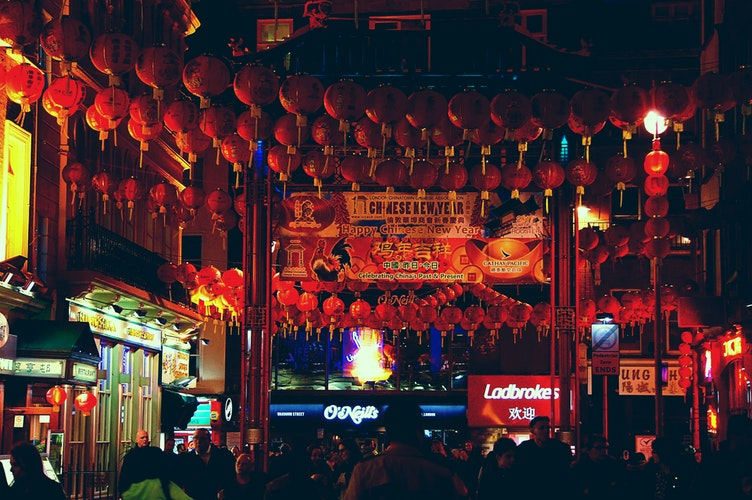 chinese new year lands on friday and with it a feast of colour tradition and great food but anyone with an interest in the orient will know that most
