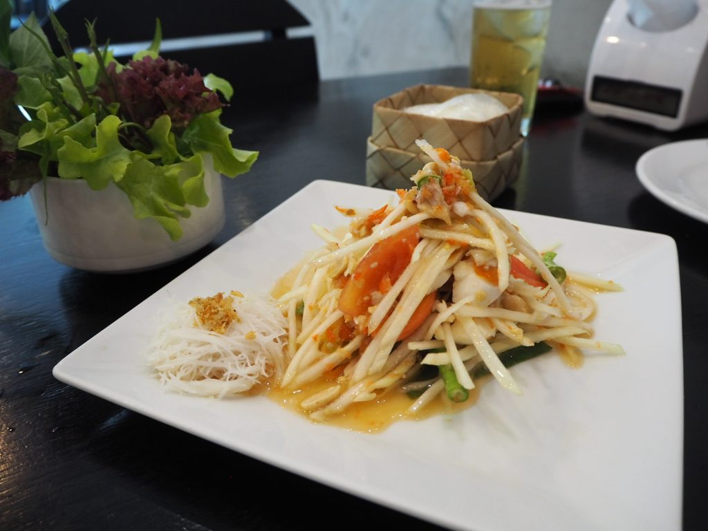 TOP PLACES TO EAT SOM TAM IN BANGKOK
